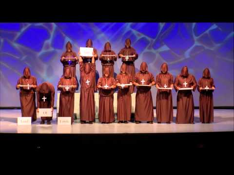 "New Hope Oahu - ""Simply Jesus"" Conference: Silent Monks"