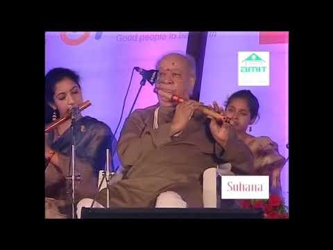 पं. हरिप्रसाद चौरसिया - सवाई गंधर्व भीमसेन महोत्सव