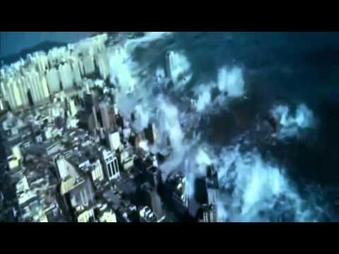 شأهد أضخم تسونامي في تاريخ البشرية