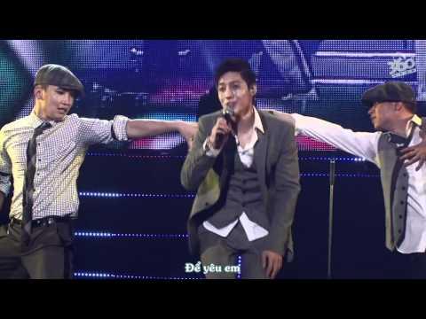 [Vietsub][MV] Kim Hyun Joong – Kiss Kiss