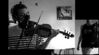 Nelly/Coldplay - Dilemma/Viva La Vida (VIOLIN COVER) - Peter Lee Johnson