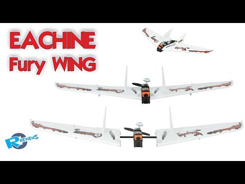 Eachine Fury 1030mm Race Wing with Detachable Carbon Fiber Fuselage - UCv2D074JIyQEXdjK17SmREQ