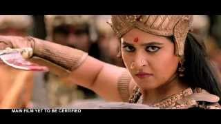 RUDRAMADEVI -Official Theatrical Trailer