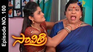 Savithri 30-07-2015 | E tv Savithri 30-07-2015 | Etv Telugu Serial Savithri 30-July-2015 Episode
