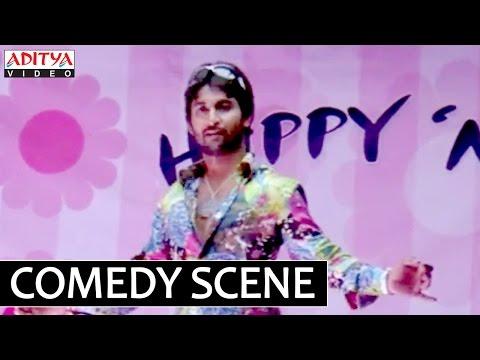 Ala Modalaindi - Nani, Nitya Menon Comedy