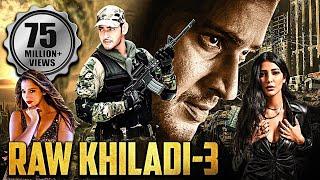 RAW KHILADI 3  MAHESH BABU NEW RELEASED Movie  Mahesh Babu Movies In Hindi Dubbed Full 2019