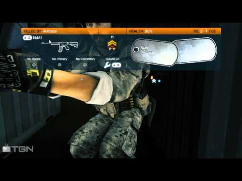 ★ BF3 - Inner-Clan Match on Seine Crossing, ft. Hicks & RUIN Gaming - WAY➚(BF3 Gameplay)