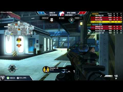 Curse NY vs OpTic Gaming - Game 2 - LR2 - US Championship