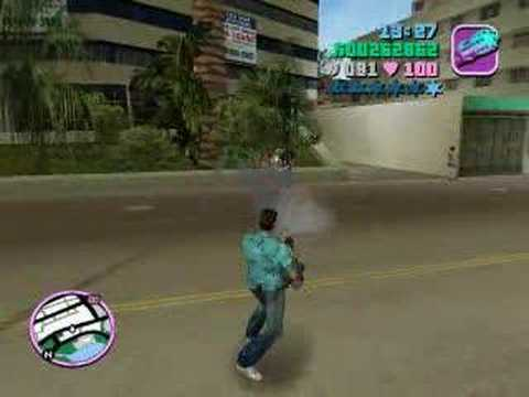 Gta Vice City Random Game Play.
