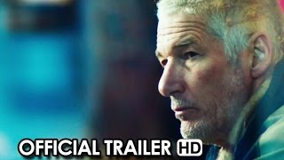 Time Out of Mind Official Trailer (2015) - Richard Gere, Jena Malone HD