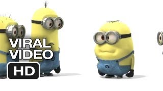 Despicable Me 2 Official Minion Moments - Soccer (2013) - Steve Carell Movie HD