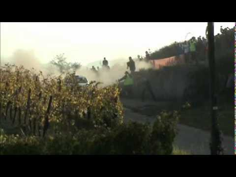 Rallye de France Alsace 2011 -  WRC - ES 2 Ungersberg - Compilation de sorties de routes  et autres