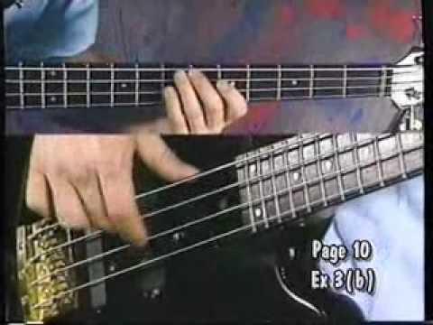 Francis Rocco Prestia - Fingerstyle Funk (Bass Lesson)
