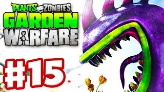 Plants vs Zombies Garden Warfare - Gameplay Walkthrough Part 15 - Fire Chomper Xbox One
