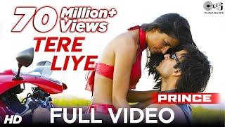 Tere Liye - Vídeo Song  Prince  Vivek Oberoi, Aruna Sheilds  Atif Aslam, Shreya Ghoshal