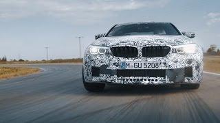 Новый BMW M5 будет 600-сильным