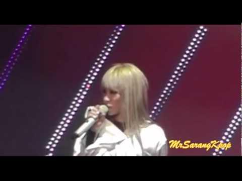 [110826 Full Focus] CL - Solo Stage [2011 2NE1 CONCERT -NOLZA-]