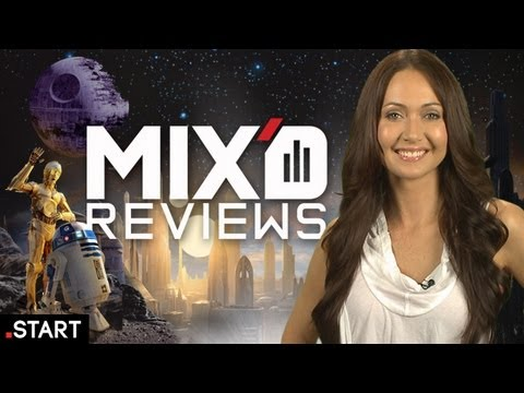 Mix'd Reviews - Kinect Star Wars Stumbles & Ridge Racer Amazes! - Mix'd Reviews