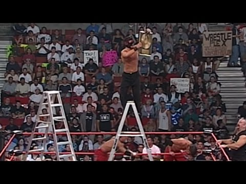 Jung Dragons vs. 3 Count - Ladder Match: New Blood Rising, August 13, 2000