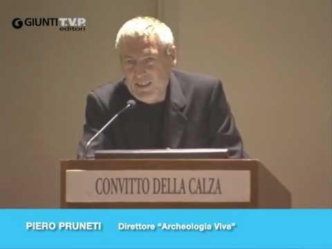 Piero Pruneti: La passione per l'archeologia