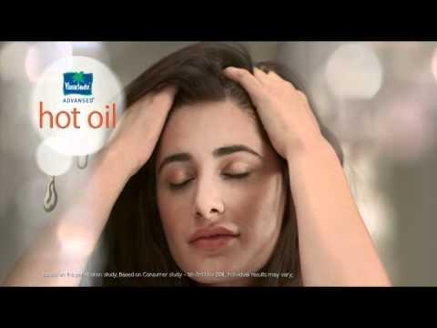 Hum Dum Mere Maan Bhi Jao - Parachute Hair Oil Ad