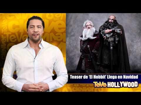 Teve Hollywood - Teaser de -El Hobbit- Llega En Navidad!