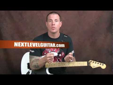 Learn Jimi Hendrix inspired guitar Pentatonic blues jam lesson song with wah effect pedal