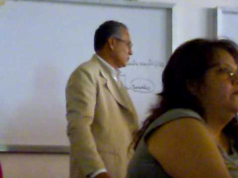 Epistemología de la Educación Prof. Dr. José Tadeo Morales - 3