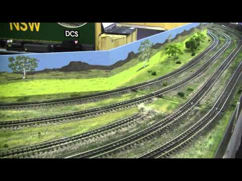 Sydney Model Railway Exhibition 50th Anniversary, October Long Weekend 2012 - Part 2/2