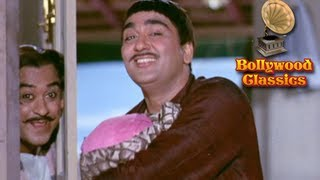 Mere Samne Wali Khidki Mein - Padosan - Kishore Kumar Hit Song - R D Burman Songs
