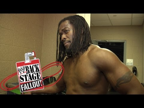 """Backstage Fallout"" SmackDown - November 16, 2012"