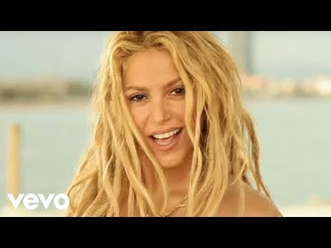 Shakira &#8211; Loca Tekst pjesme i slubeni spot