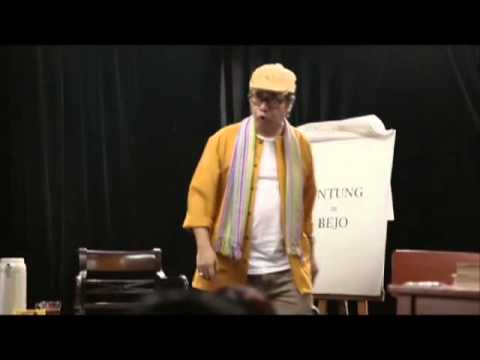 Bintang Toedjoe Masuk Angin Komersial (Versi Monolog)