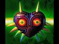 The Legend Of Zelda - Majoras Mask - Theme