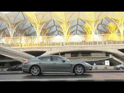 Panamera S Hybrid平均油耗14.7km/L