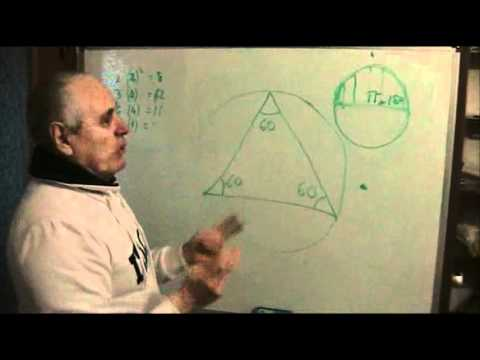 Perché PI greco deve essere considerato 3, nella dinamica dello .wmv
