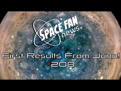 Juno First Results from Jupiter; LIGO & Grav Waves Pt 3; Red Dwarf Flares; WFIRST Cost Troubles - UCQkLvACGWo8IlY1-WKfPp6g