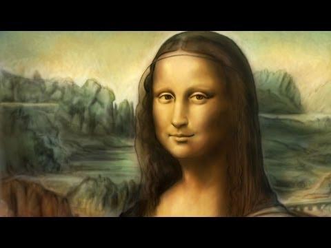 Mona LISA von Leonardo da Vinci (speedpainting von Missfeldt)