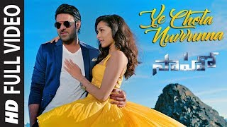 Ye Chota Nuvvunna Full video | Saaho