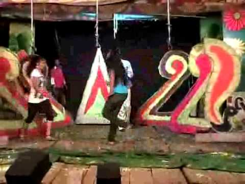 Andhra Telugu Stage Village recording Dance Latest