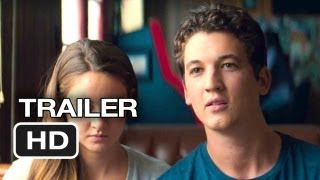 The Spectacular Now Official Trailer (2013) - Shailene Woodley Movie HD