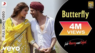 Butterfly - Full Song Video  Anushka  Shah Rukh  Pritam