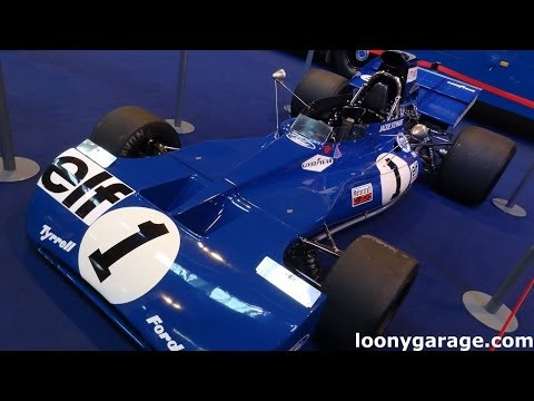 Jackie Stewart Tyrrell 003
