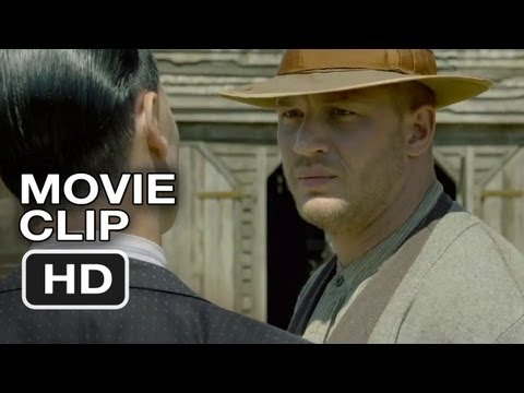 Lawless CLIP - New Special Deputy (2012) Tom Hardy, Shia LaBeouf Movie HD