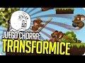 TRANSFORMICE: RATAS TROLS Y DESESPERACIÓN D: - JUEGO CHORRA