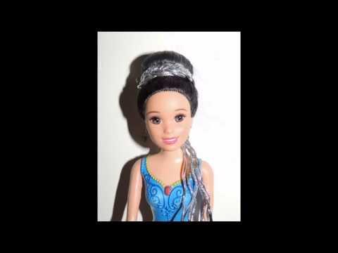 Penteados p/ Barbies 10 Lindos Modelos