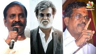 Vairamuthu calls Kabali a Failure & S Thanu Responds! | Controversy Speech Kollywood News 26-07-2016 online Vairamuthu calls Kabali a Failure & S Thanu Responds! | Controversy Speech Red Pix TV Kollywood News