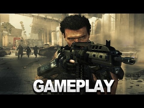Call of Duty Black Ops 2 - Live Gameplay Demo - E3 2012