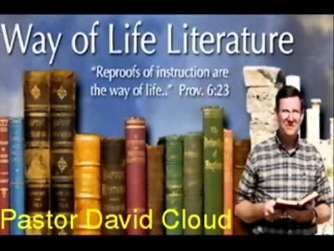 David Cloud - Bible Separation &amp; Fundamental Baptists (Pt. 3 of 4)