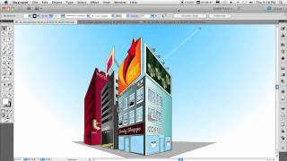 Adobe Illustrator CS5 - My Top 5 Favorite Features